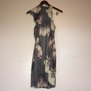 Dresses & Skirts - Floral body dress